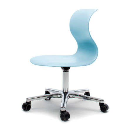 revolving chair for office bedroom reading pro 6 swivel aluminium by konstantin grcic seating systems chairs