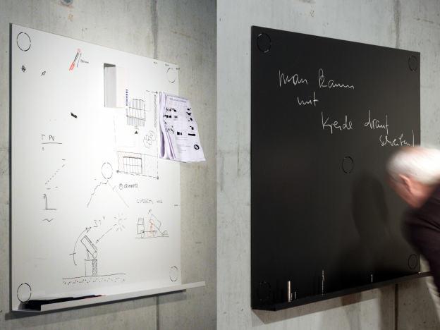 Kork Pinnwand Mit Ablage  Wohndesign