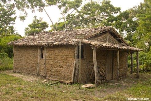 Casa de Farinha (foto: Fausto Junior)