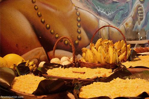 Fartura de Oxum (foto: Fausto Junior)