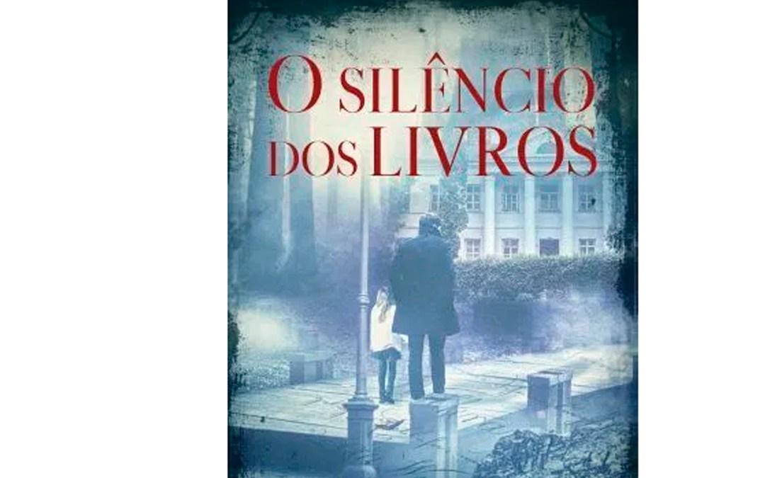 """Agita Ih – Release sobre a obra """"O Silêncio dos Livros"""""""