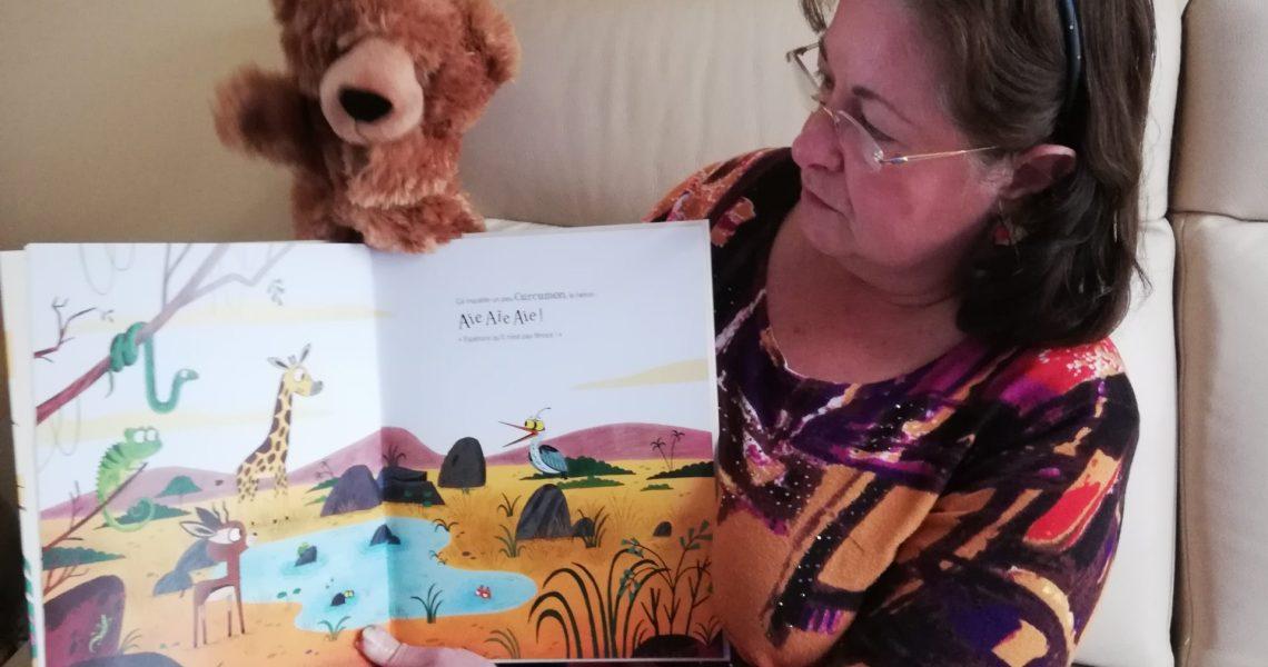 grand-mère lecture