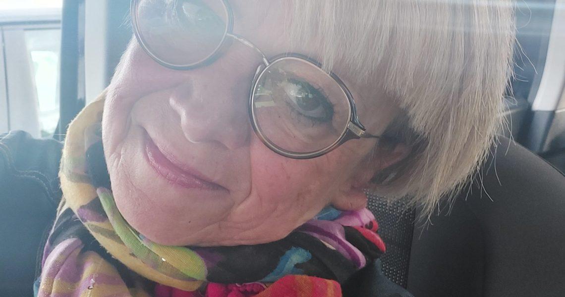 grand-mère de 60 ans