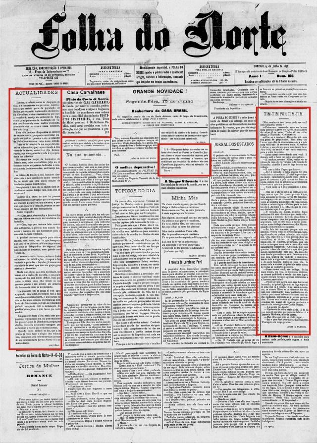 Folha do Norte 14 junho de 1896-2