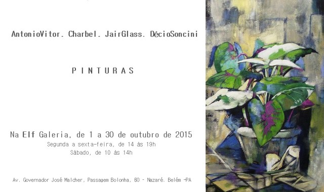 Pinturas convite