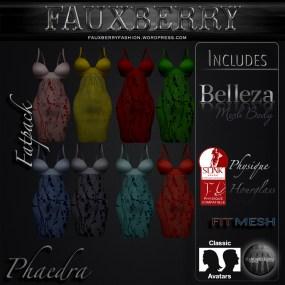 Phaedra - Fatpack