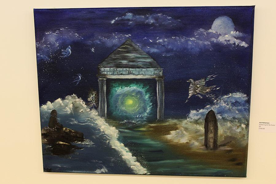 Gathering at the Portal