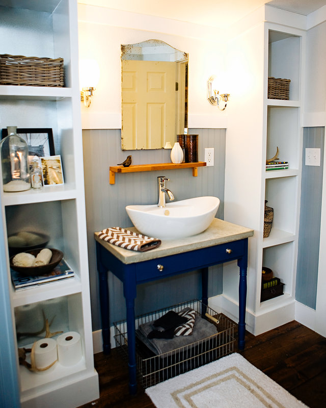 Transform Your Bathroom with These IKEA Hacks
