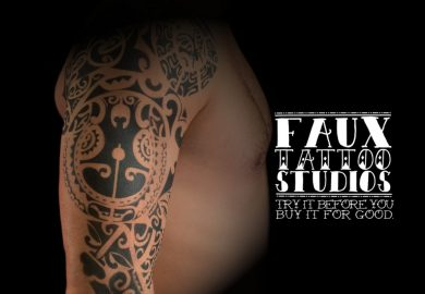 Fts Shop Home Faux Tattoo Stencils