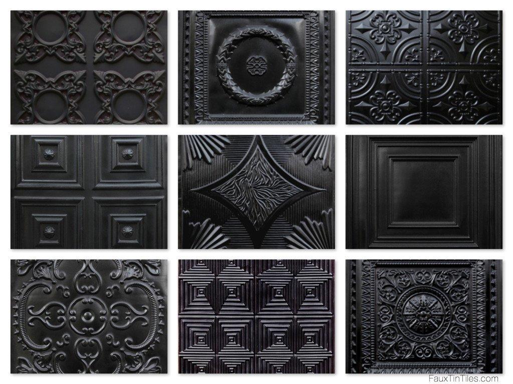 Black Ceilings