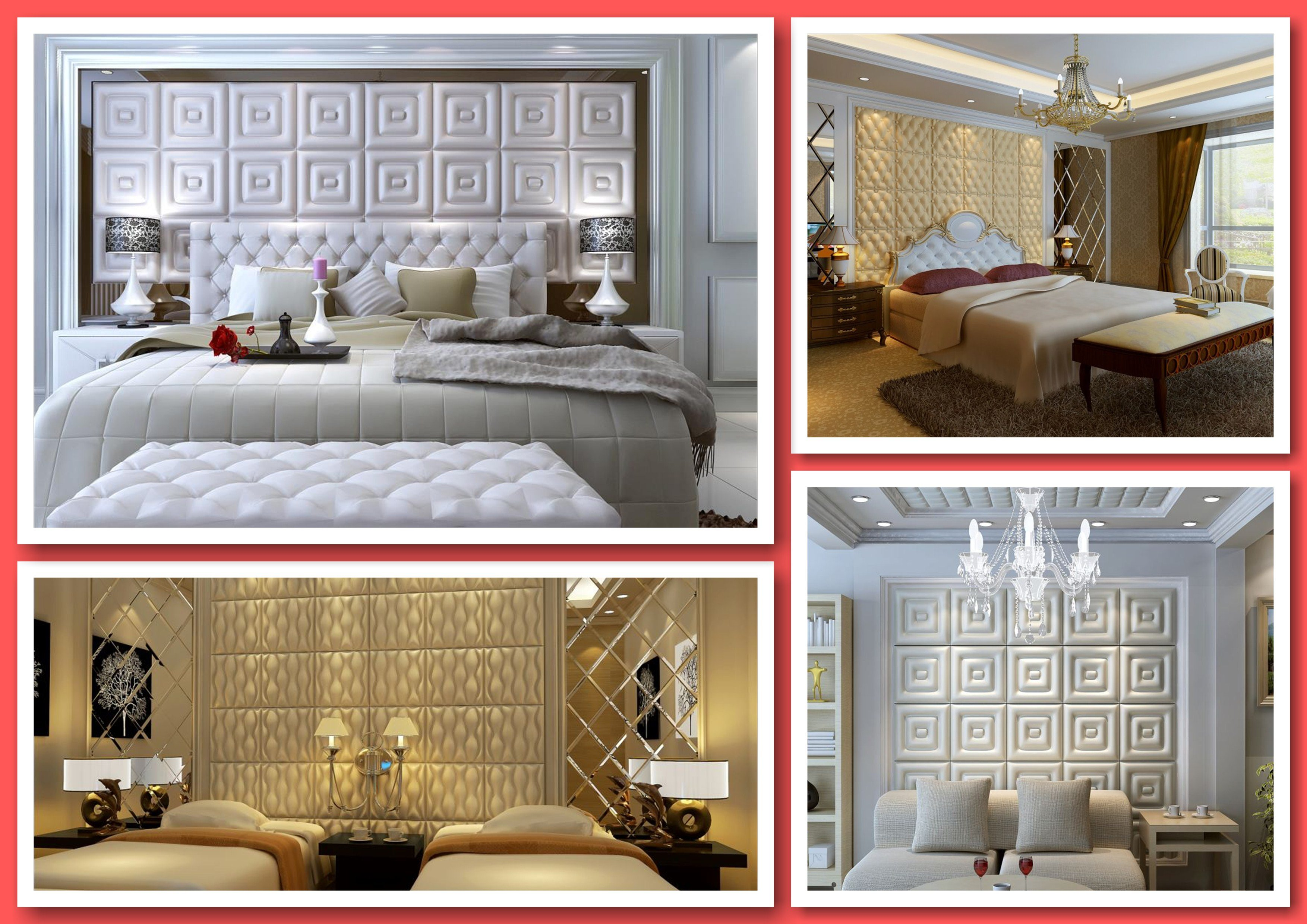 Faux Leather Wall Panels In Residential & Commercial
