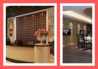 Faux Leather Wall Panels in Residential & Commercial ...
