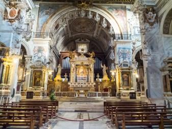 Basilica di Santa Maria in Ara coeli al Campidoglio
