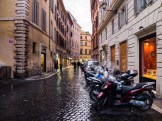 Street on our way to the Pantheon