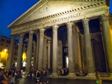 The Pantheon (again)