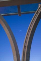 Shot of the moon. Leica M-P / Summilux 50mm