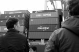 Shiping containers Leica M-P / Summilux 50mm