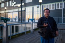 Me as a tourist. Shot by Matt Gore with a Canon 5D Mk III and Sigma 50mm f1.4 Art Series