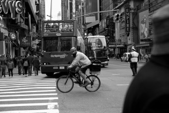 """The Cyclist"" Leica M-P, Summilux 50mm"