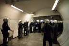 Police in Riot Gear