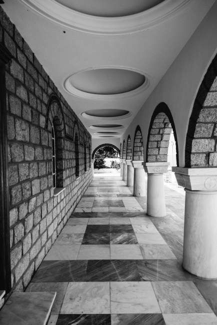 Monestary Arches