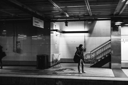 I envied her solitude.