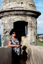 """Lookout Box"" / Castillo de Cristobal / Leica M-P / Summilux 50mm"