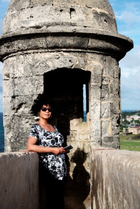 """Lookout Box"" / Castillo de Cristobal / Leica M-P / Summilux 50mm"