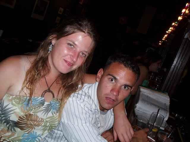 Josh and Sara