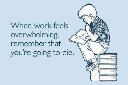 Work is Death