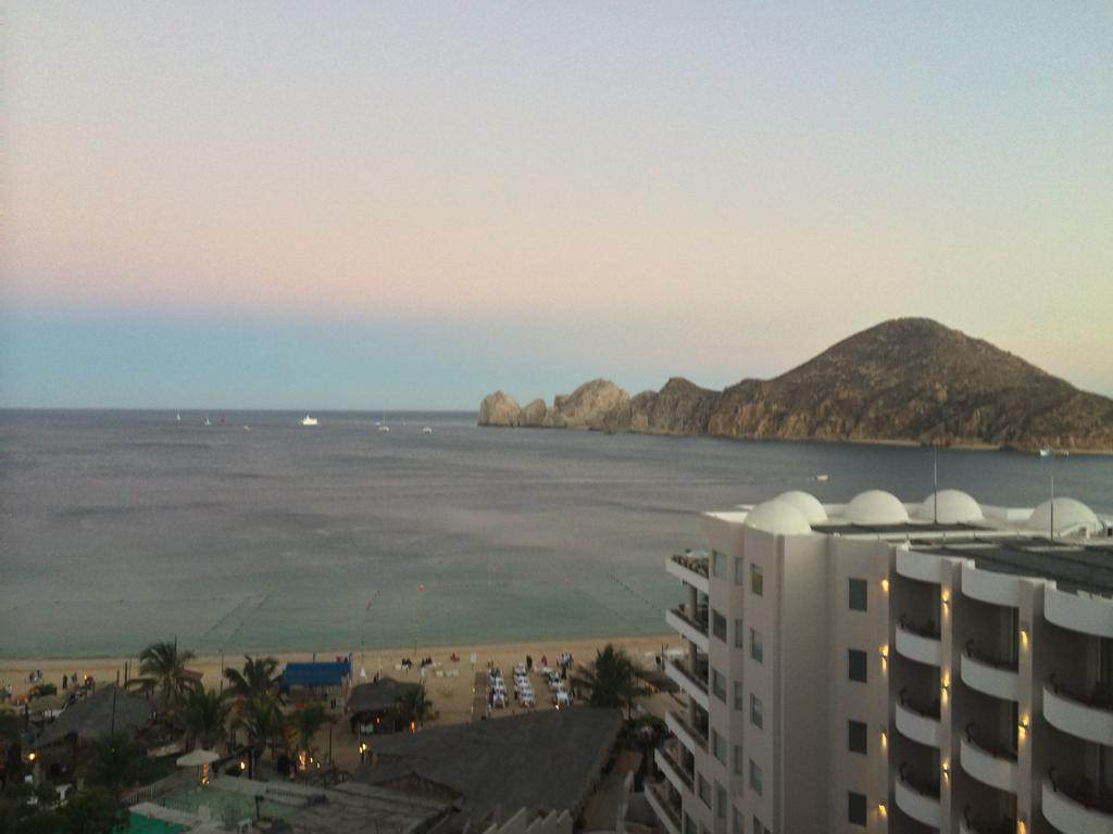 View from the Baja brewing company