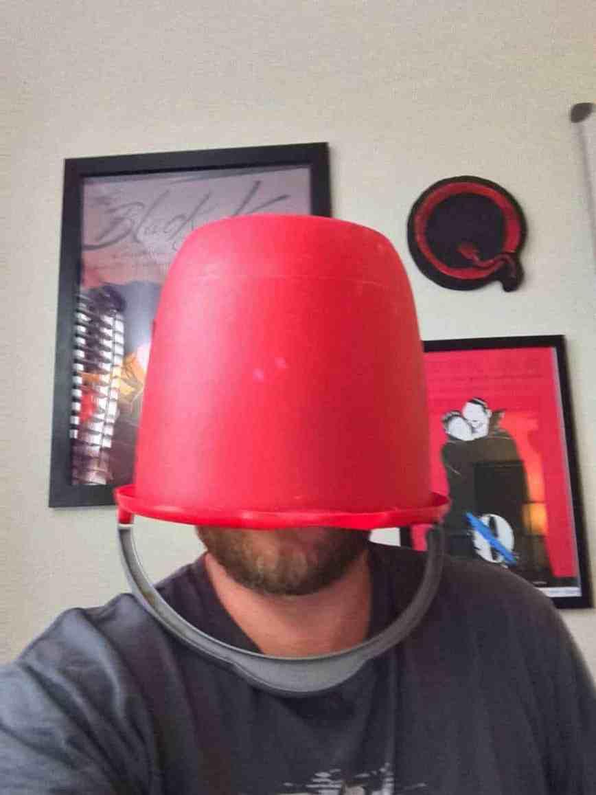 Ice Bucket Challenge … Sort of…