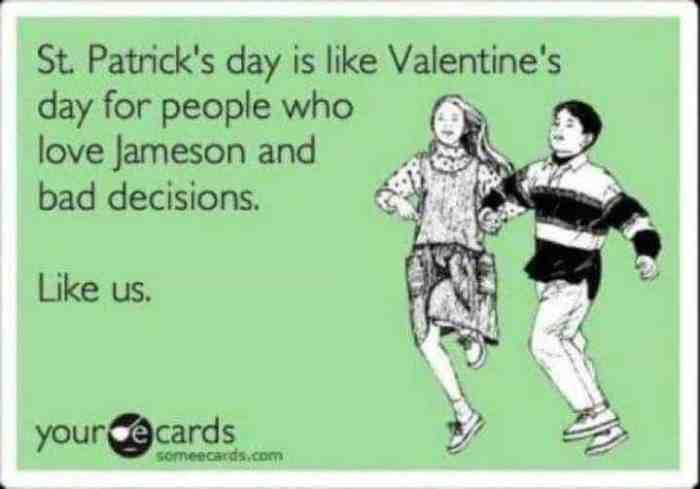 St. Patricks Day 2016
