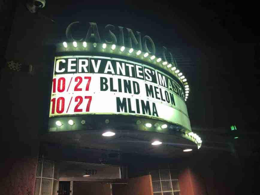 Blind Melon – Cervantes