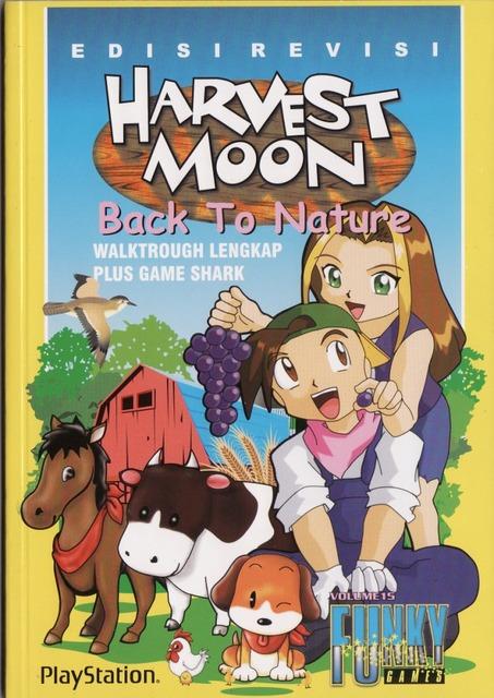 (PDF) Buku panduan game harvest moon back to nature - [www