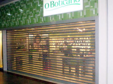 Porta de Enrolar em Guarulhos - SP