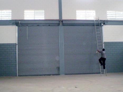 Porta de Enrolar em Santos - SP