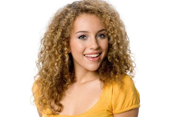 Everyday Hairstyles for Curly Hair Womens