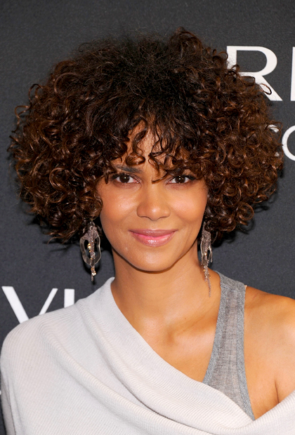 Celebrity Curly Hairstyles...