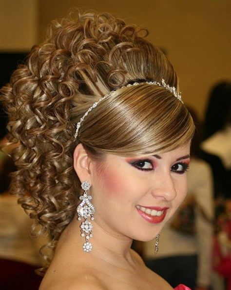Cool Curly Hairstyles