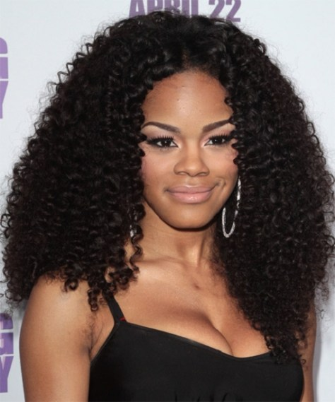 Curly Hairstyles for Black Women..