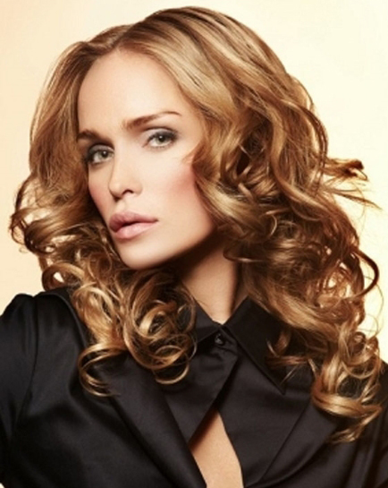 Curly Professional Hairstyles 2015