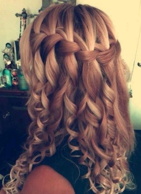 Curly Prom Hairstyles..