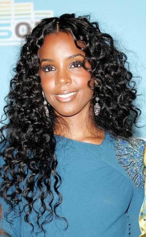 30 Best Natural Curly Hairstyles For Black Women  Fave