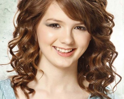 Cute Curly Wavy Hairstyles