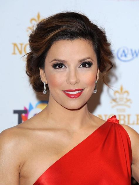 Eva Longoria Short Curly Hairstyles Sexy Elegant Hairstyle Photo ...