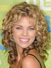 sensational medium length curly