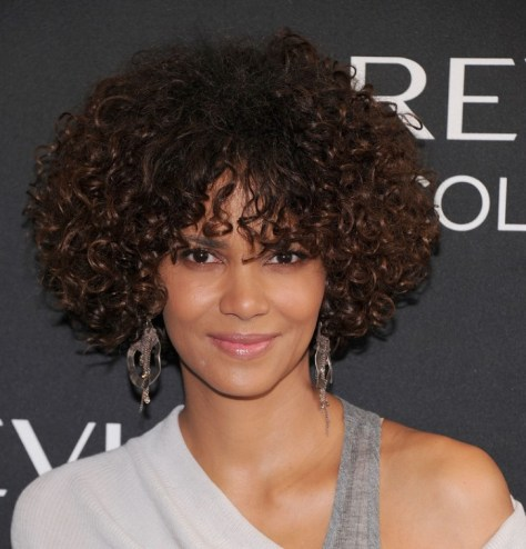 Popular Curly Afro Hairstyles