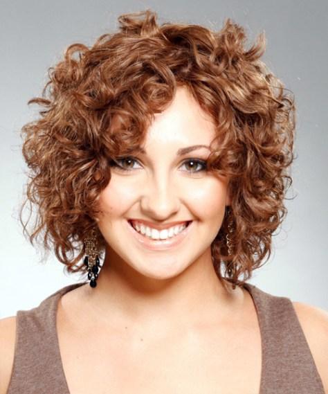 Popular Natural Short Curly