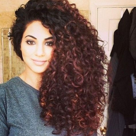 Pretty Hairstyles For Naturally Curly